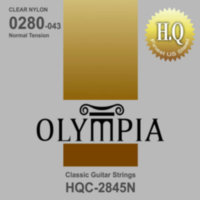 Струны классической гитары HQC-2845N Classical Guitar Strings Nylon Normal Tension 28/43