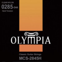 Струны классической гитары Olympia MCS-2845H Classical Guitar Strings Nylon Hard Tension 28/44