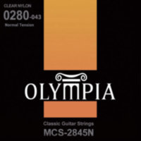 Струны классической гитары Olympia MCS-2845N Classical Guitar Strings Nylon Normal Tension 28/43